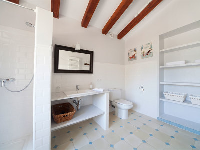 Cal Secretari Vell - bathroom
